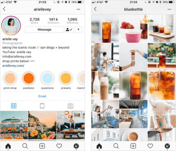 Instagram - Color Consistency